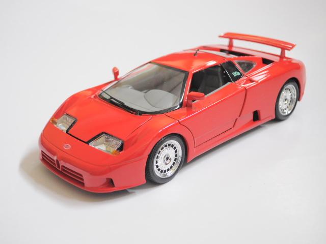 BBURAGO - Bugatti EB 110 1:18