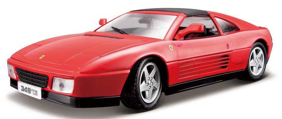 RC - RC Ferrari 348 TS 1:18 Ferrari Race & Play