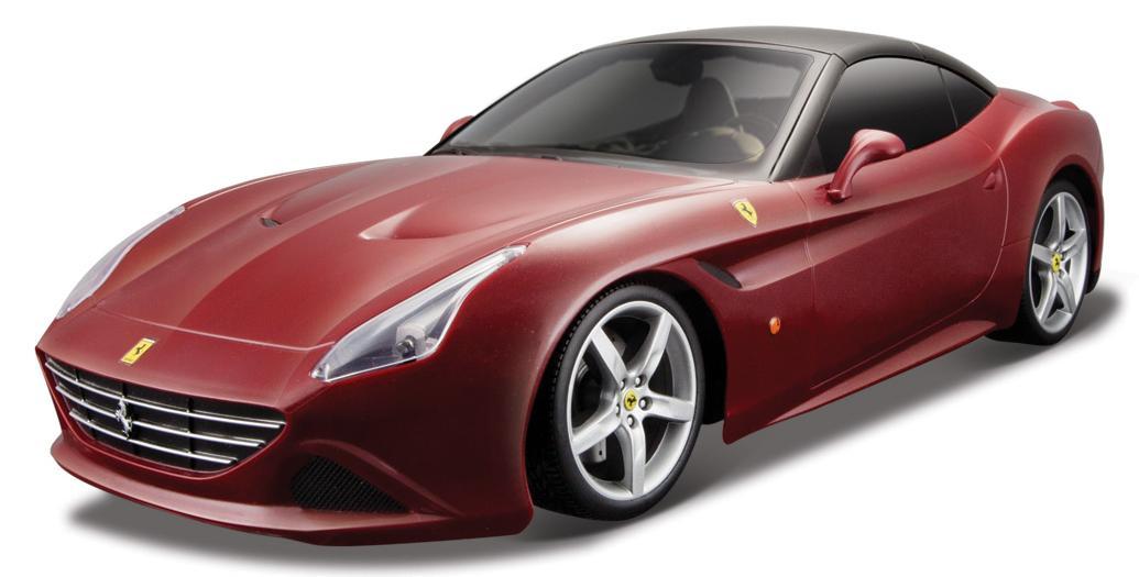 RC - RC Ferrari California T (Closed Top) 1:24 Ferrari Race & Play