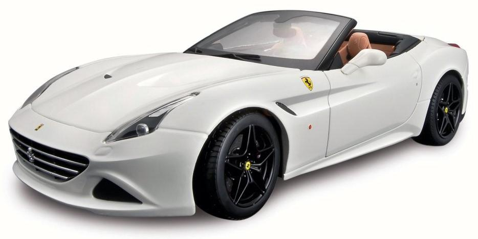 RC - RC Ferrari California T (Open Top) 1:18 Ferrari Signature