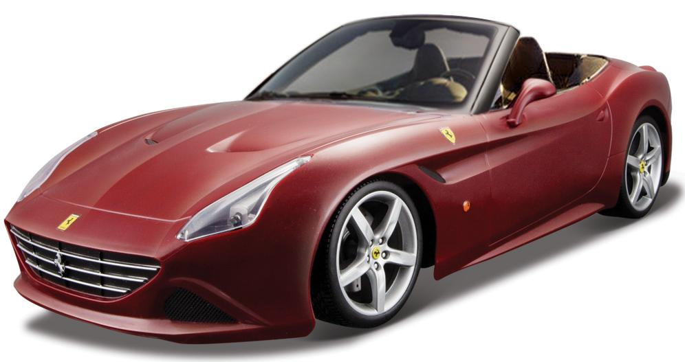 RC - RC Ferrari California T (Open Top) 1:24 Ferrari Race & Play