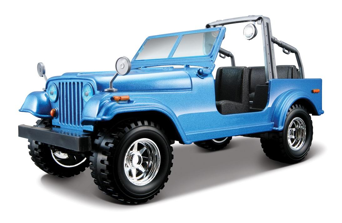 RC - RC Jeep Wrangler 1:24