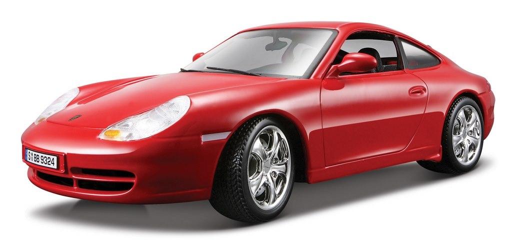 BBURAGO - Porsche 911 Carrera 1:18