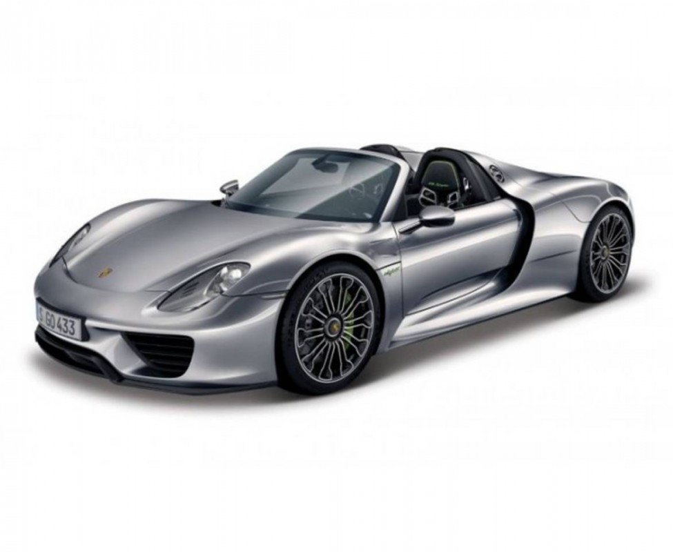 RC - RC Porsche 918 Spyder 1:24 PLUS