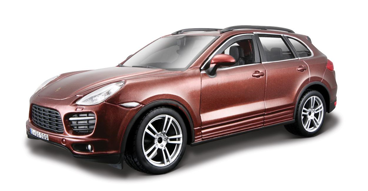 RC - RC Porsche Cayenne Turbo 1:24 KIT