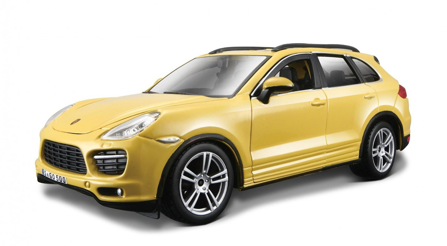 RC - RC Porsche Cayenne Turbo 1:24 PLUS
