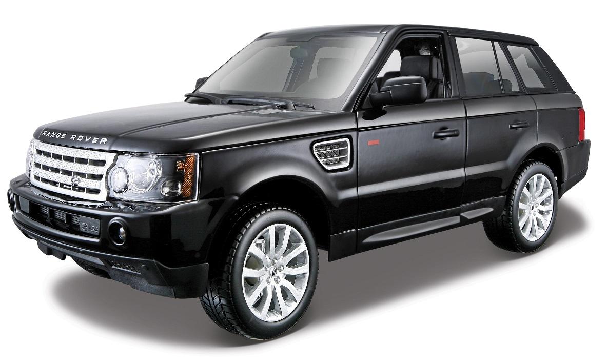 BBURAGO - Range Rover Sport 1:18