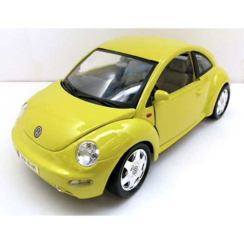 BBURAGO - Volkswagen New Beetle 1:18