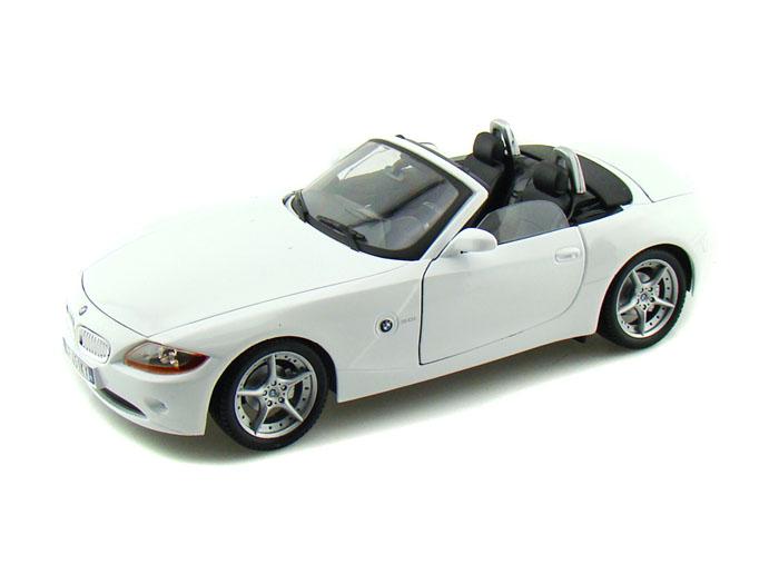 Bburago - BMW Z4 1:18