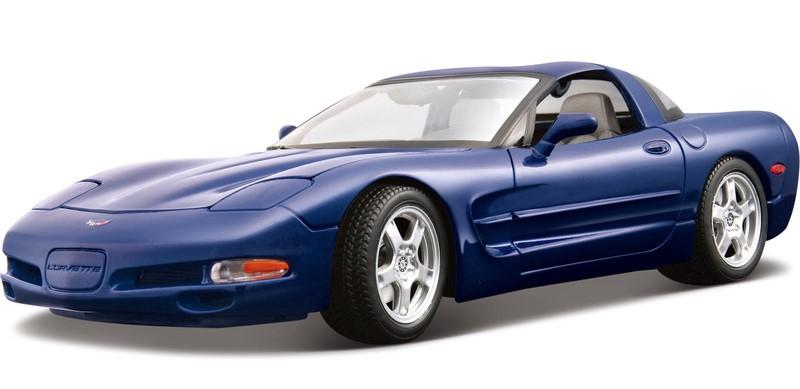BBURAGO - Chevrolet Corvette 1:18