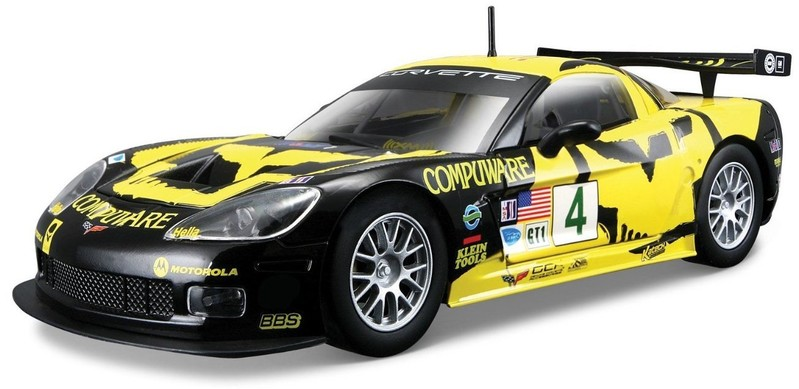BBURAGO - Chevrolet Corvette C6R 1:24 Race
