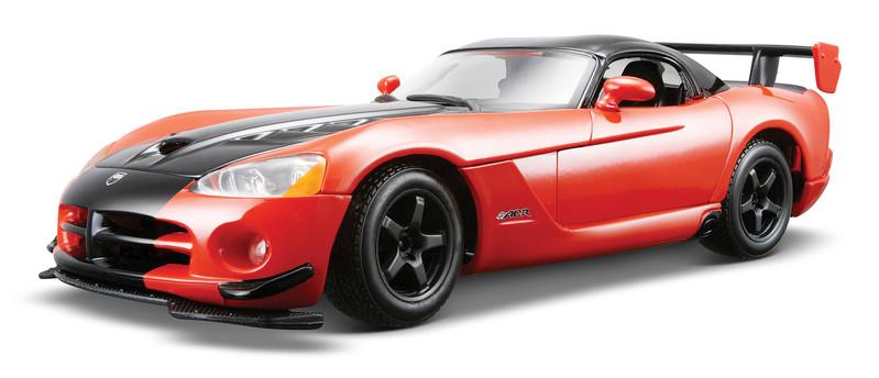 BBURAGO - Dodge Viper SRT 10 ACR 1:24