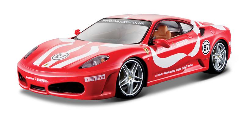 """BBURAGO - Ferrari F430 """"Fiorano"""" 1:24 Ferrari"""