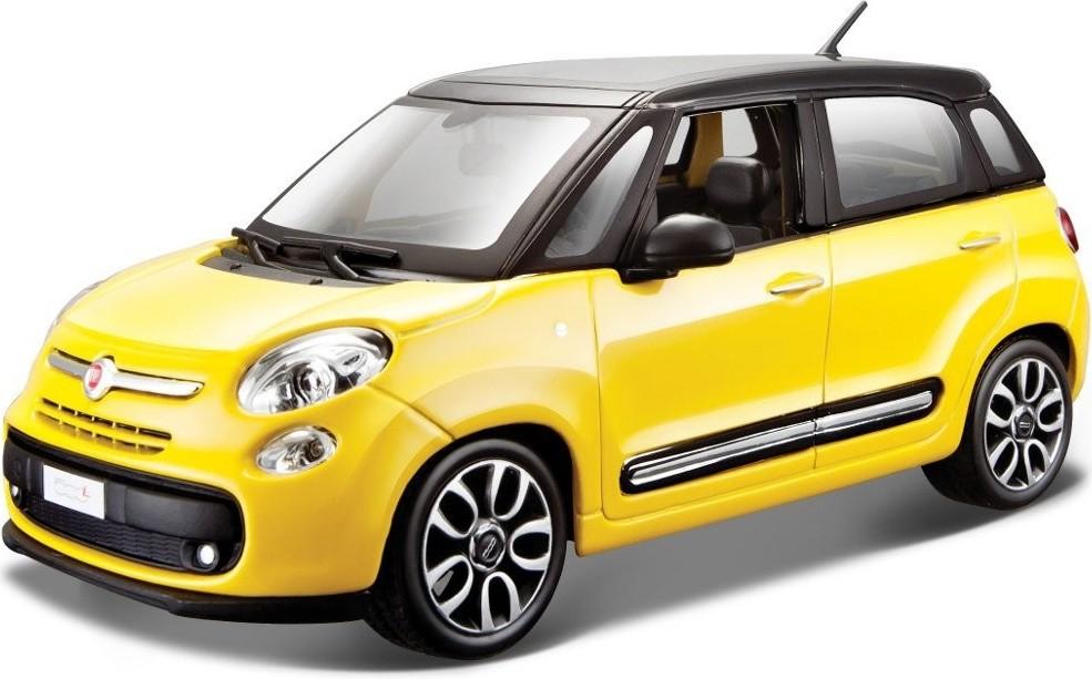 BBURAGO - Fiat 500L KIT 1:24