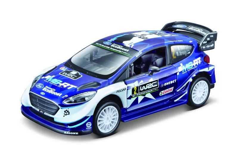 BBURAGO - Ford Fiesta WRC Ott Tänak 1:32