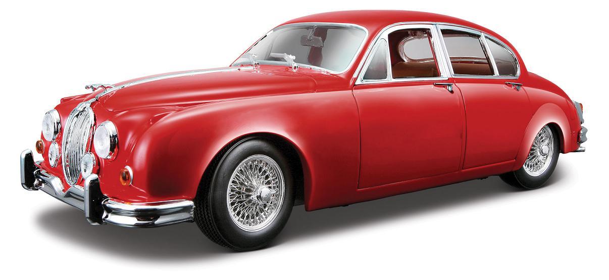 Bburago - Jaguar Mark II rok výroby 1959 1:18