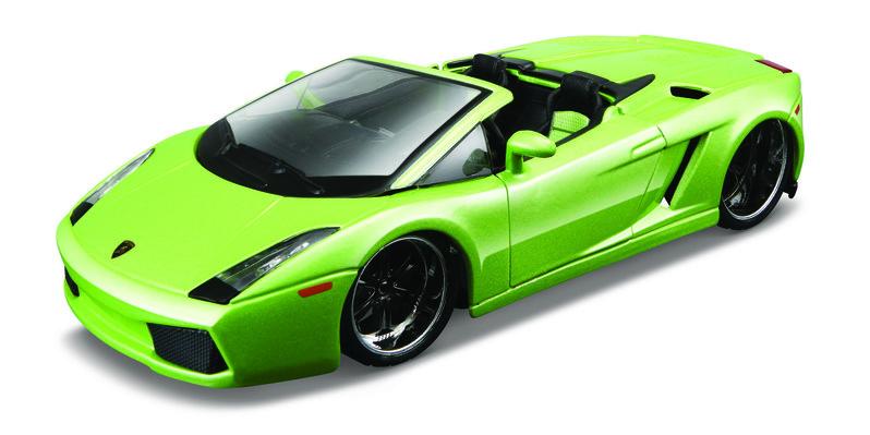 BBURAGO - Lamborghini Gallardo Spyder 1:32