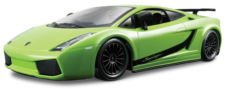 BBURAGO - Lamborghini Gallardo Superleggera 1:24