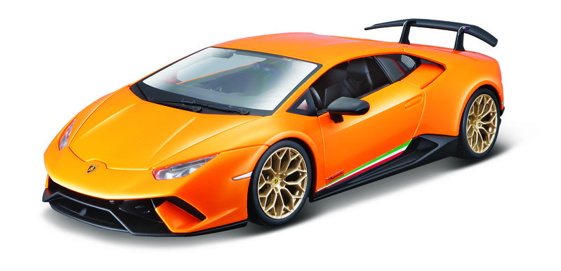 BBURAGO - Lamborghini Huracan Performante 1:24 PLUS