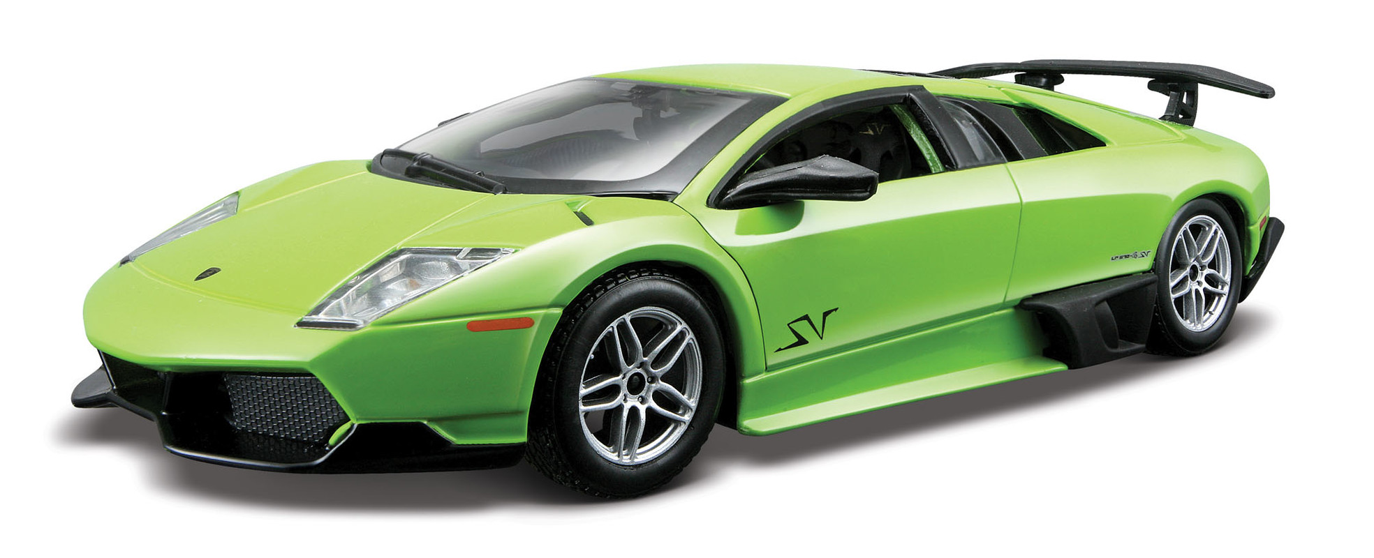 BBURAGO - Lamborghini Murciélago LP 670-4 SV KIT 1:24 Close Box