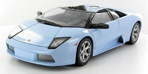 BBURAGO - Lamborghini Murcielago Roadster 1:18