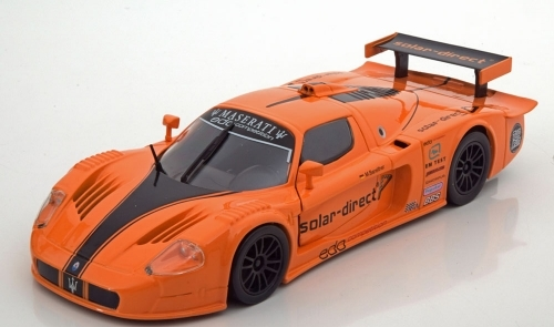 BBURAGO - Maserati MC12 1:24 PLUS