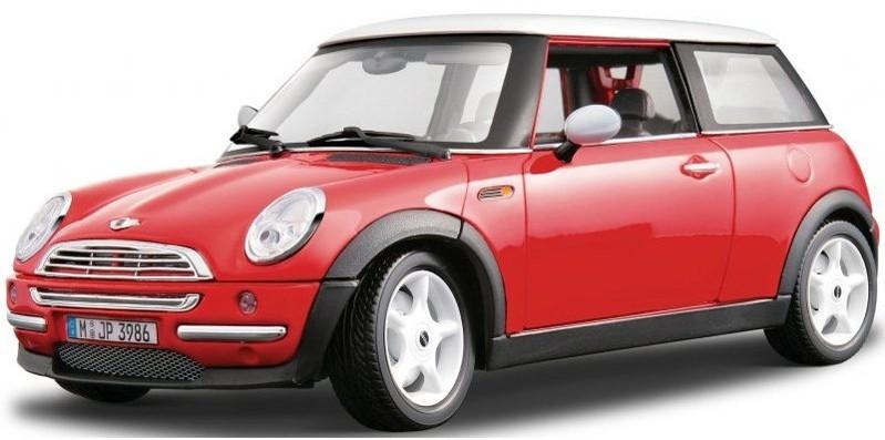 BBURAGO - Mini Cooper 2001 1:18