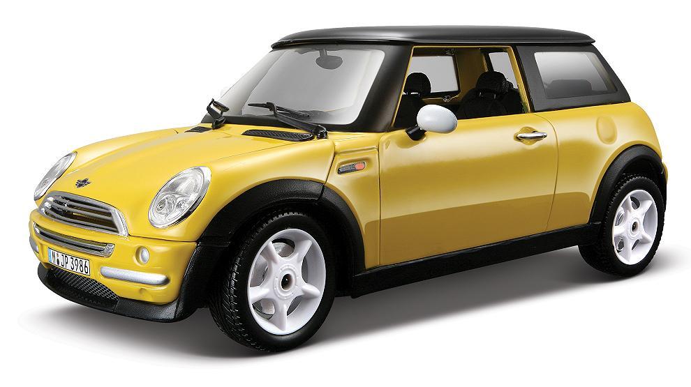 BBURAGO - Mini Cooper (2001) 1:24 KIT