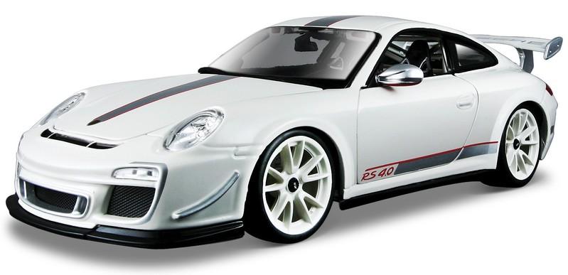 BBURAGO - Porsche 911 GT3 RS 1:18 PLUS