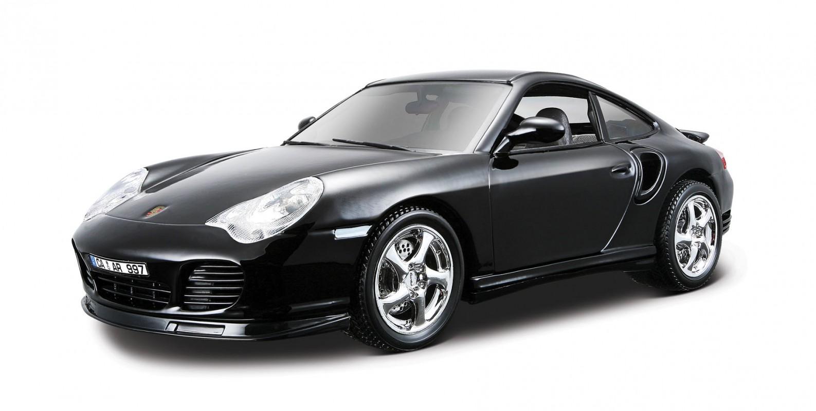 Bburago - Porsche 911 Turbo 1:18