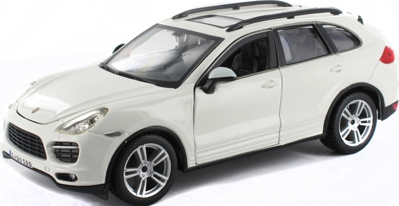 BBURAGO - Porsche Cayenne Turbo 1:24 PLUS
