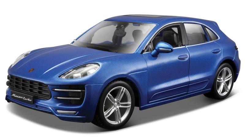 BBURAGO - Porsche Macan 1:24 KIT