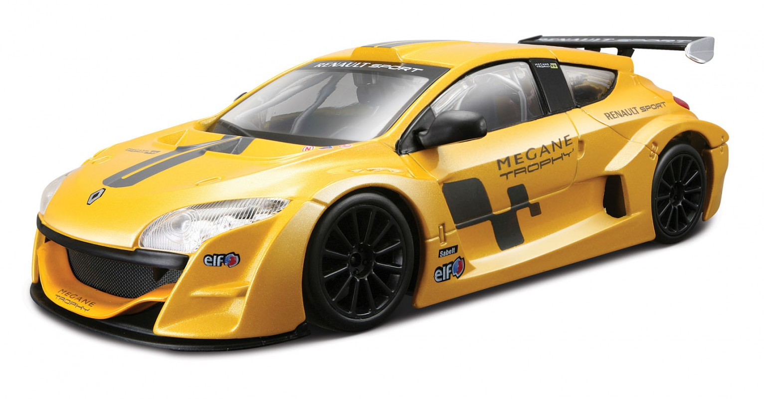 Bburago - Renault Mégane Trophy KIT 1:24 Close Box