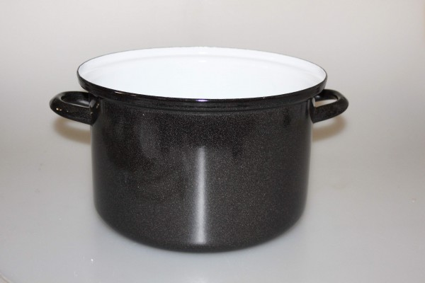 BELIS - Smaltovaný hrnec standart 28 cm, 10 l