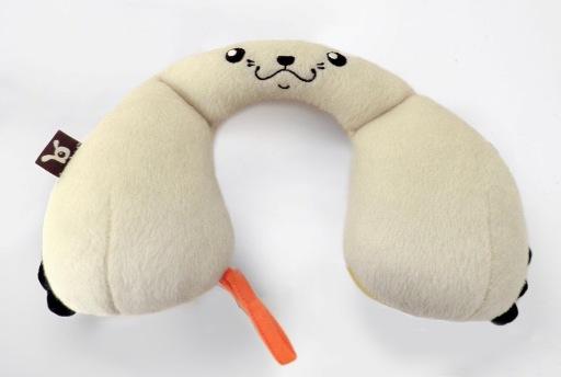 BENBAT - Nákrčník s opěrkou hlavy 0-12 m - tuleň