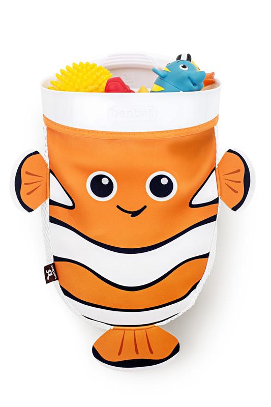 BENBAT - Organizér na hračky do vany