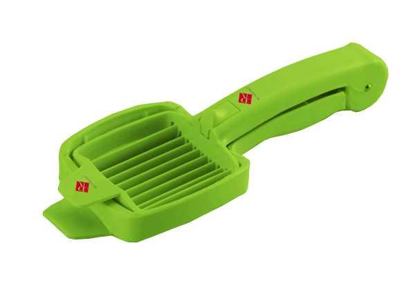 BERGNER - Kráječ na hřiby a vajíčka, zelený