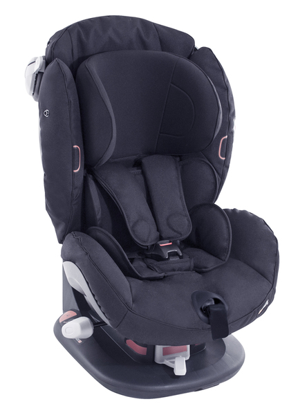 BESAFE - Autosedačka 9-18 kg iZi Comfort X3, černá klasik 64