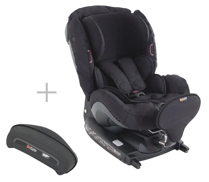 BESAFE - Autosedačka iZi Kid i-Size X2, 0-18 kg - Black Cab 64