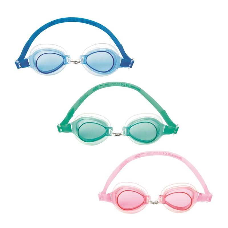 BESTWAY - 21002 Brýle plavecké Lil Lightning Swimmer 3farby - modrá