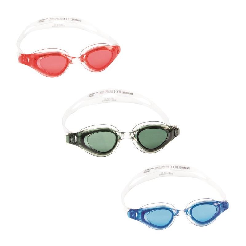 BESTWAY - 21068 Brýle plavecké Wave - modrá