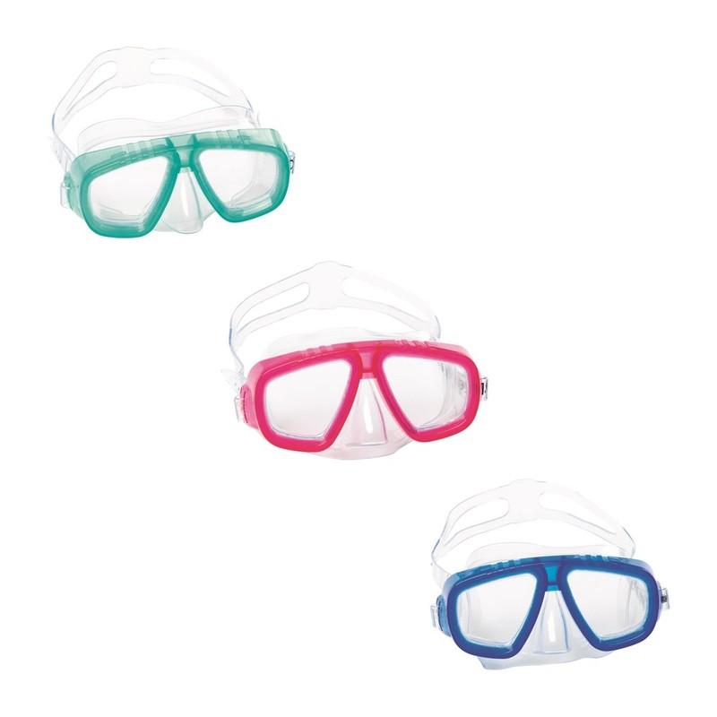 BESTWAY - 22011 Brýle potápěčské Caymen - modrá