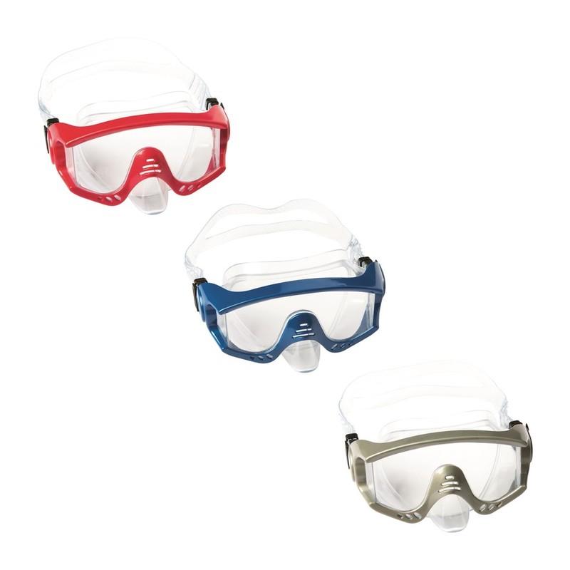 BESTWAY - 22044 Brýle potápěčské Tiger beach - modrá