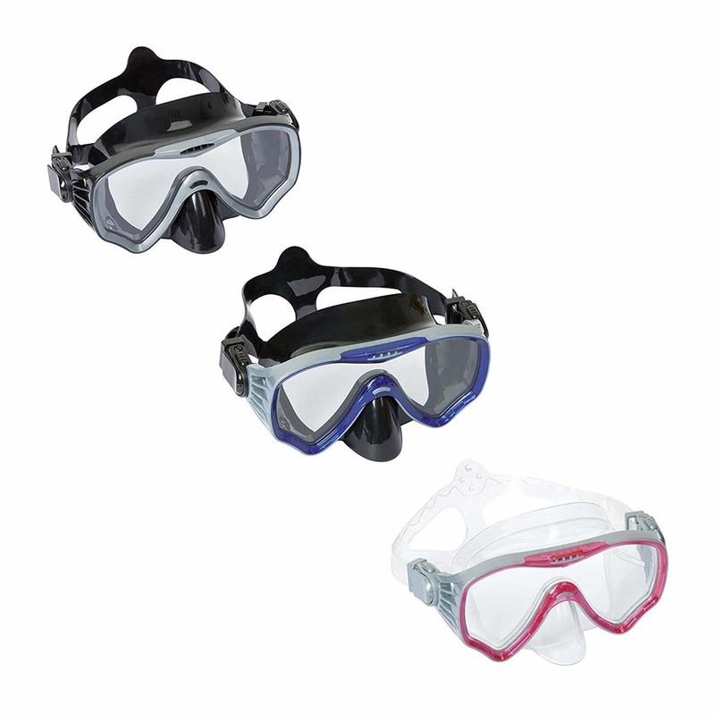 BESTWAY - 22045 potápěčské brýle Submira - modrá