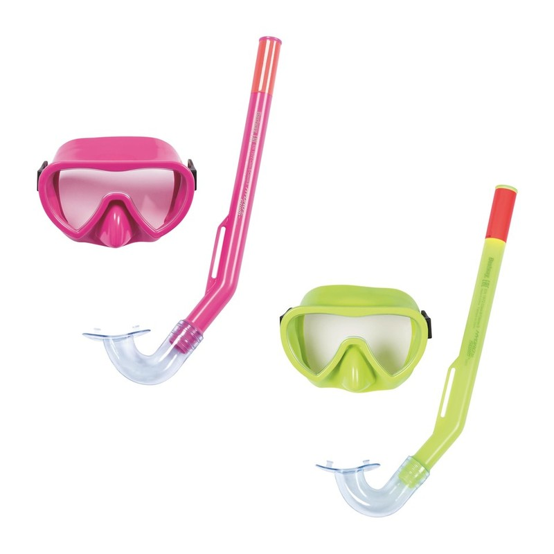 BESTWAY - 24036 dětský potápěčský set Essential