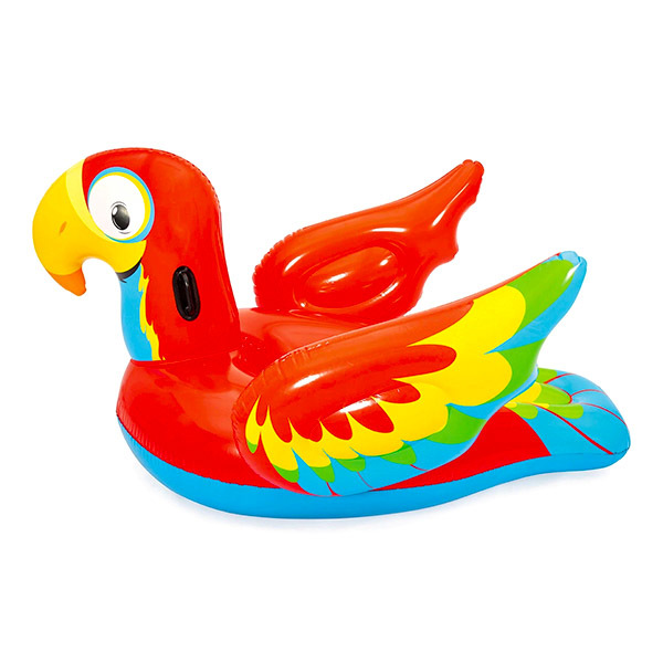 BESTWAY - 41127 Plavidlo papoušek 203x132cm
