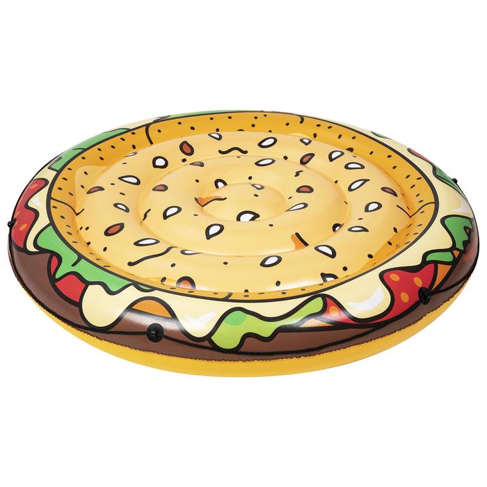 BESTWAY - 43250 Lehátko nafukovací Burger 158cm
