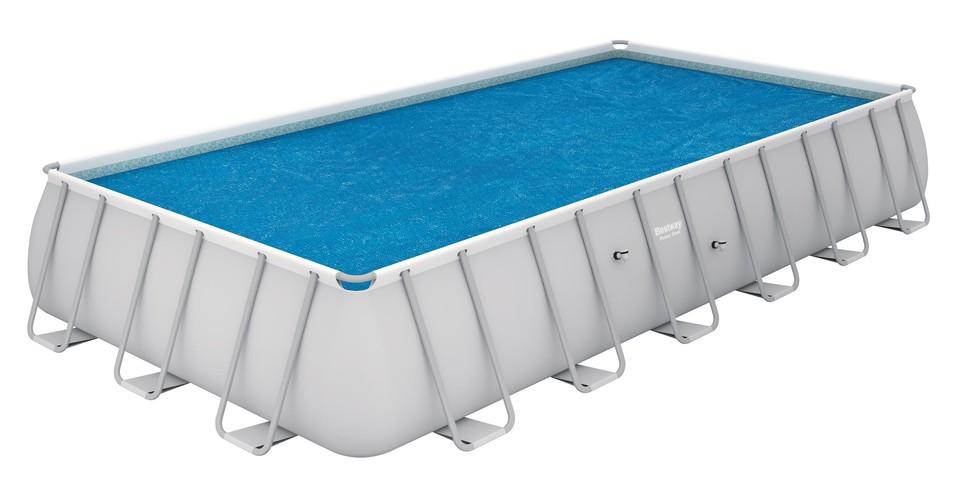 BESTWAY - 58228 solární plachta na bazén 7,32x3,6m