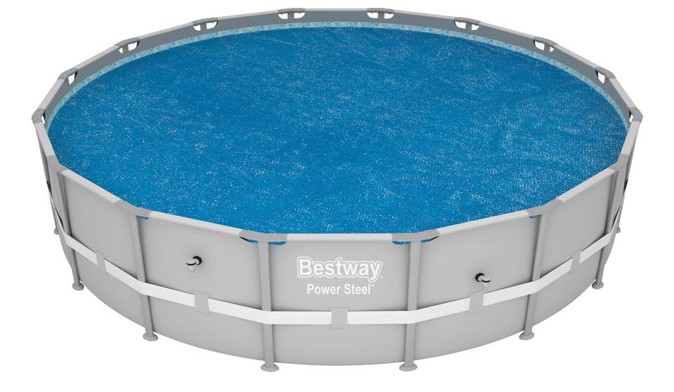 BESTWAY - 58253 Solární plachta Steel Pro 4,70m