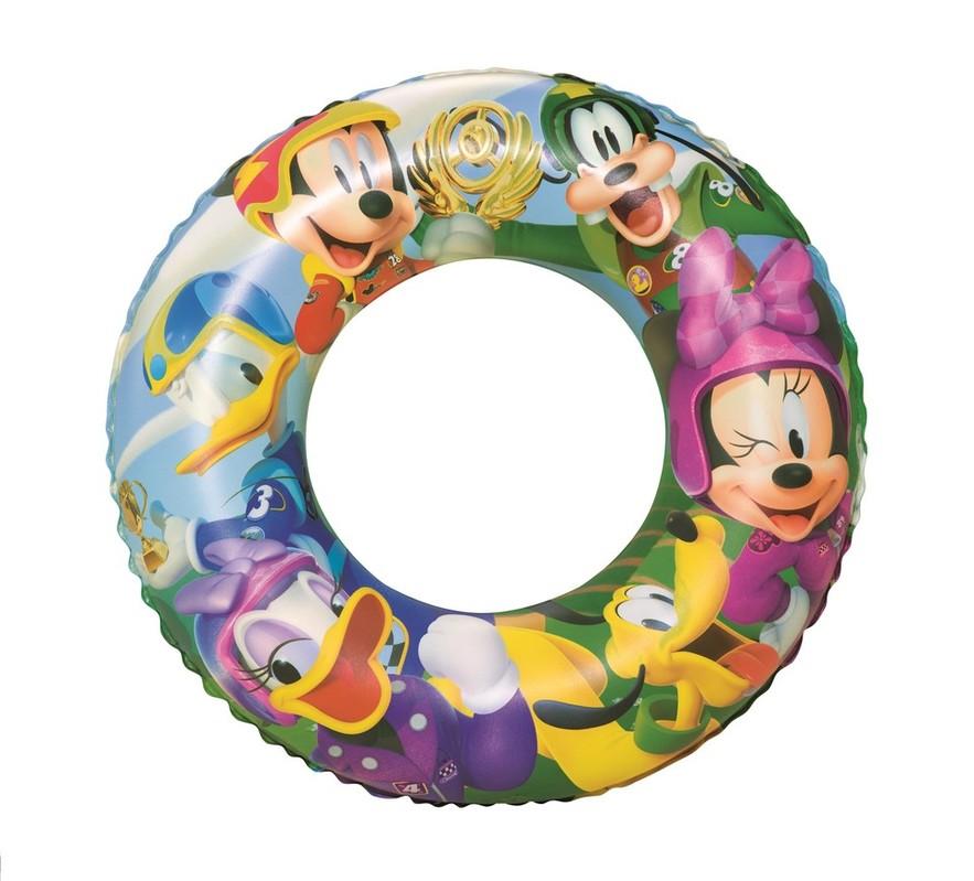 BESTWAY - 91004 Nafukovací kolo Mickey Mouse 56cm